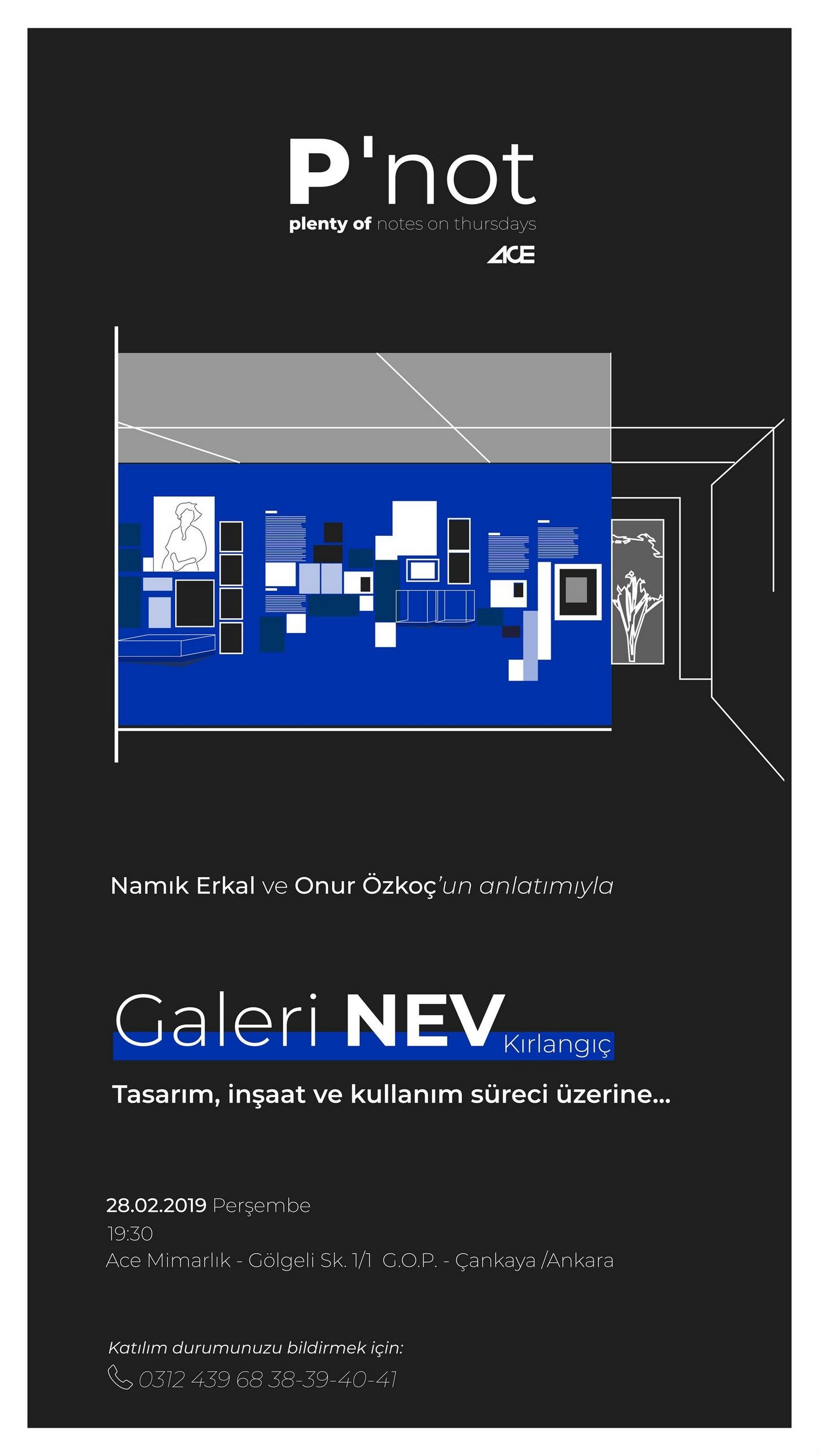Galeri NEV Kırlangıç