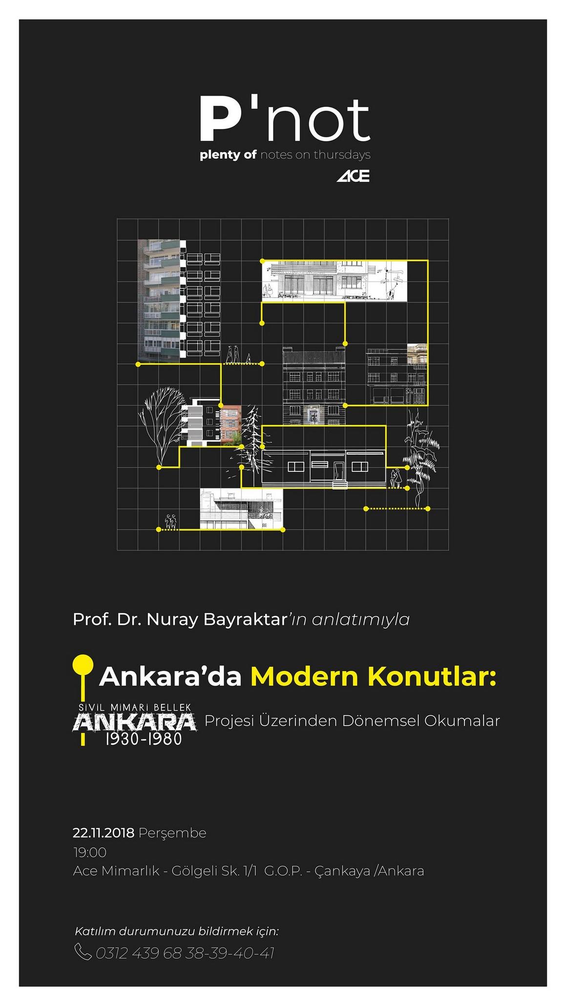 Ankara'da Modern Konutlar: