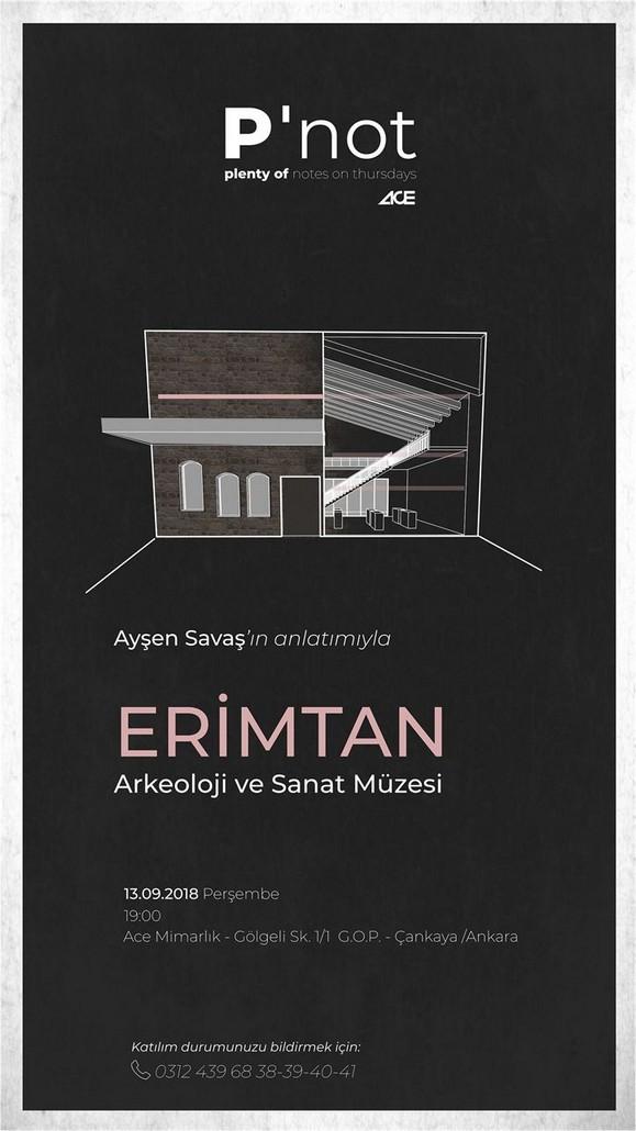 Ayşen Savaş'ın anlatımıyla Erimtan Arkeoloji ve Sanat Müzesi