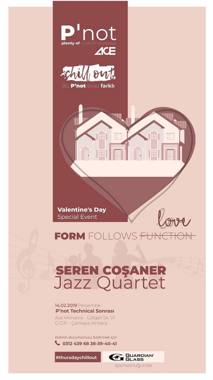 Seren Coşaner Jazz Quartet