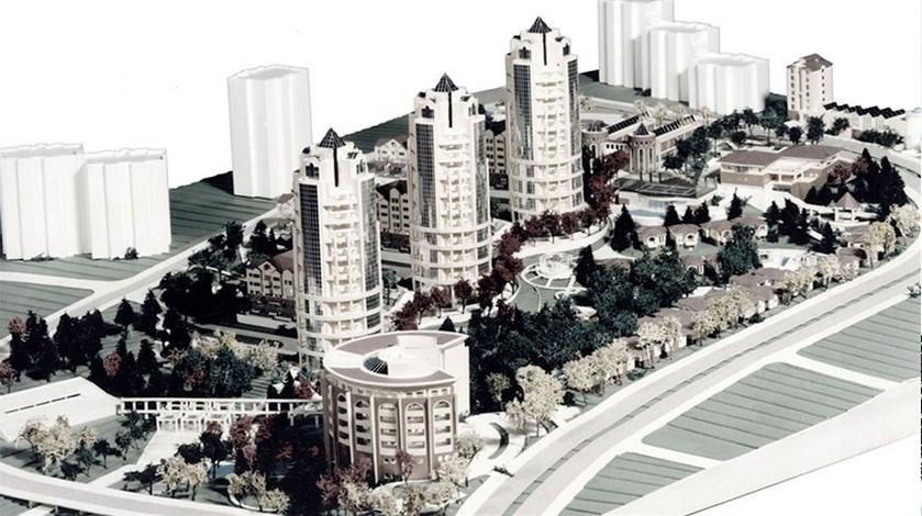 http://acemimarlik.com/Emlak Bankası Bahçeşehir T2 Bölgesi Kent Merkezi Yapıları