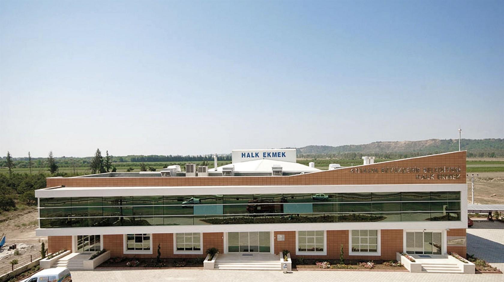 http://acemimarlik.com/Antalya Halk Ekmek Fabrikası & Yönetim Binası