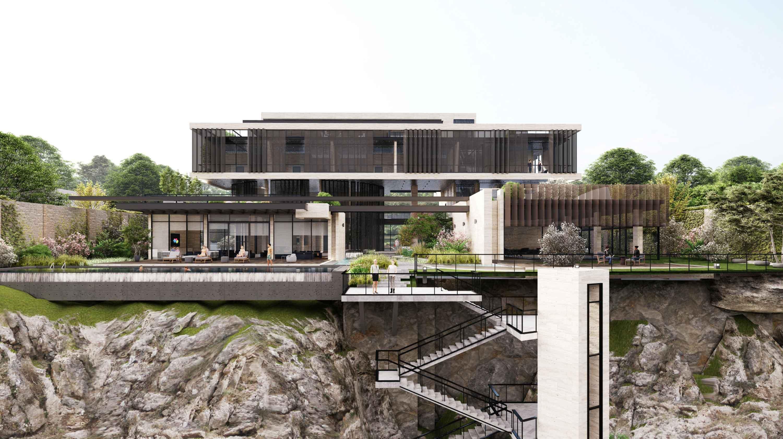 http://acemimarlik.com/Zagulba Bağları Villa