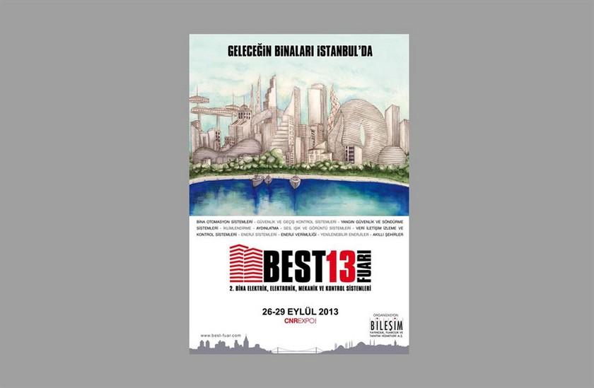Geleceğin Binaları İstanbul'da I BEST 13 FUARI VE ZİRVESİ