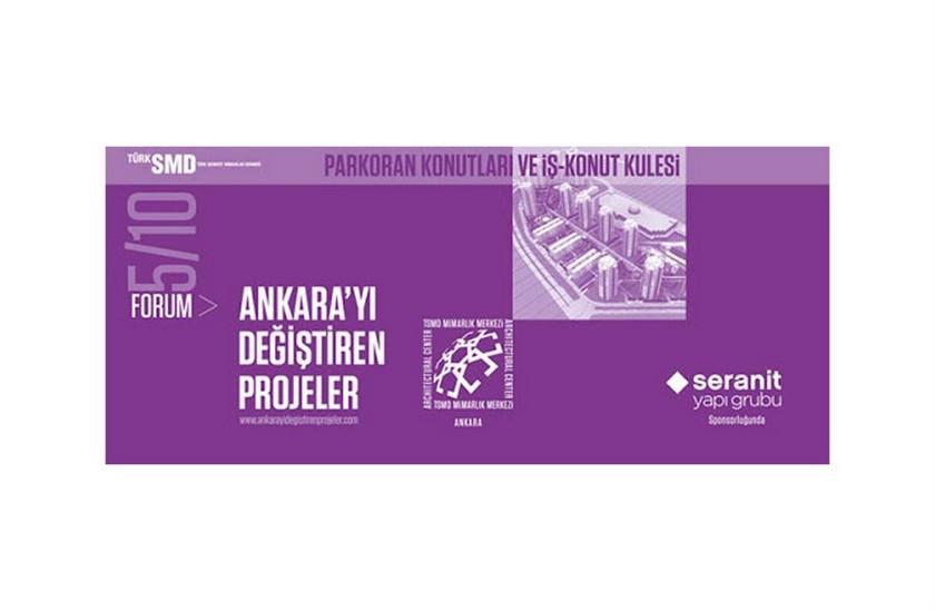 TSMD Ankara'yı Değiştiren Projeler 5 | Parkoran
