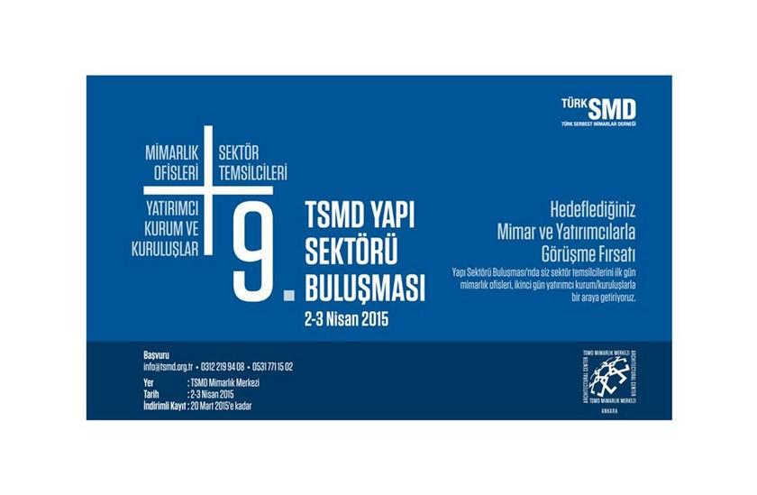 TSMD 9. Yapı Sektörü Buluşması