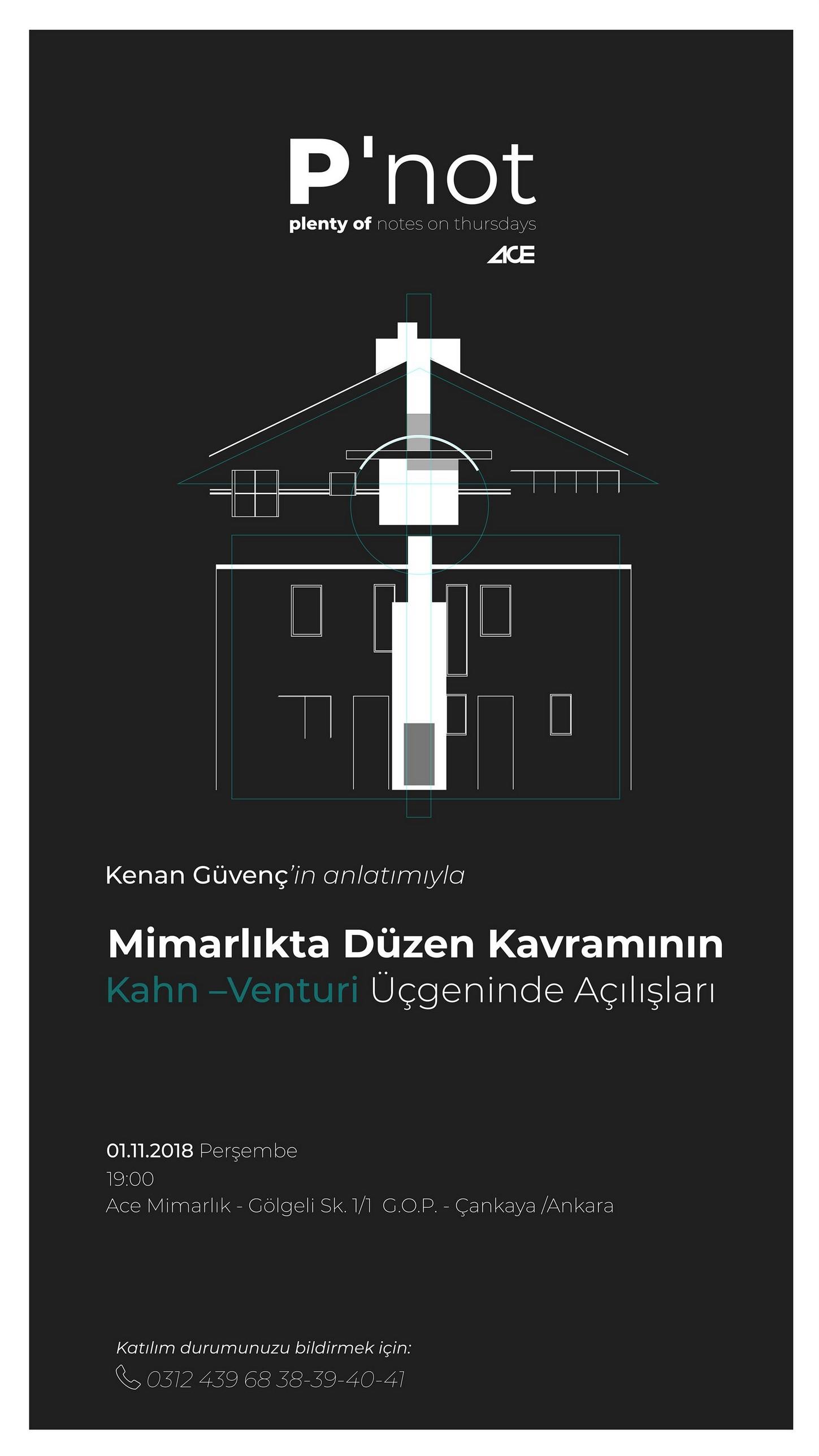 Mimarlıkta Düzen Kavramının Kahn - Venturi Üçgeninde Açılışları